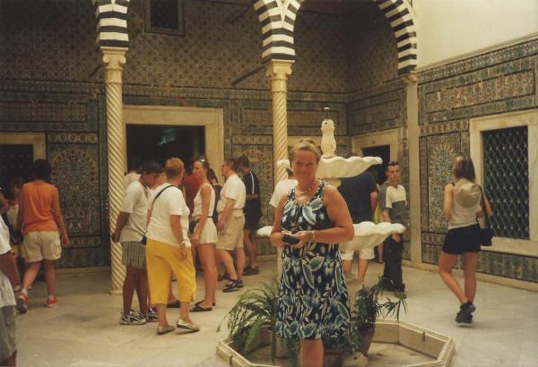 Tunis - Muzej Bardo