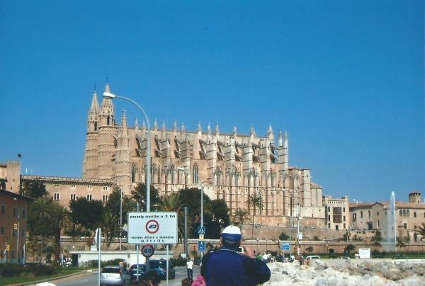 Palma de Mayorka-katedral