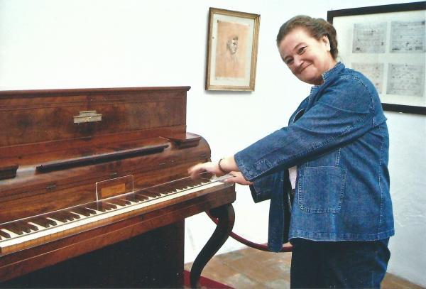 Schopenov klavir u Kartuzijanskom samostanu u Vall de Mosi