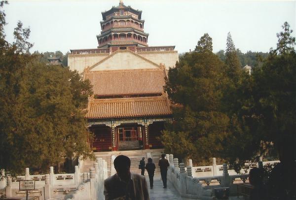 Kuming-jedan od paviljona u ljetnoj carskoj palači