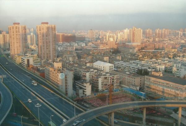 Panorama Sangaya sa 21 kata hotela Landseng Radisson SAS hotel