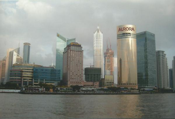SHANGAY-novi grad