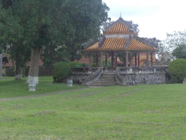 Jedan od paviljona za razonodu carevih ljubavnica.